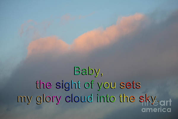 Photograph - Baby The Sight Of You by Donna L Munro