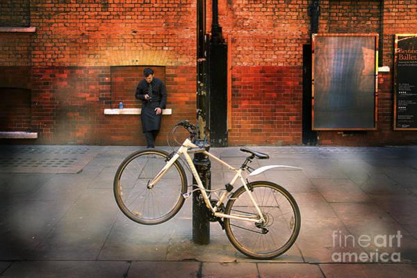 Photograph - Back Alley Bike by Craig J Satterlee