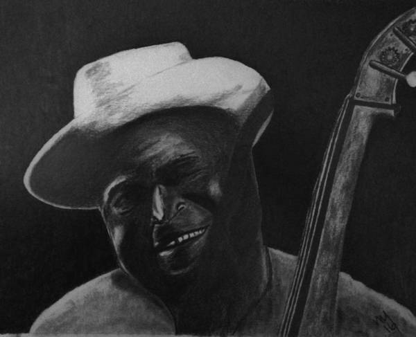 Back Door Man Art Print
