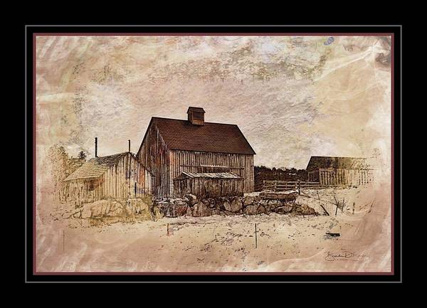 Wall Art - Photograph - Back In Time by Brenda D Busskohl