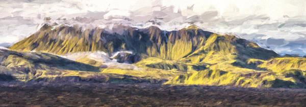 Iceland Digital Art - Back In Time II by Jon Glaser