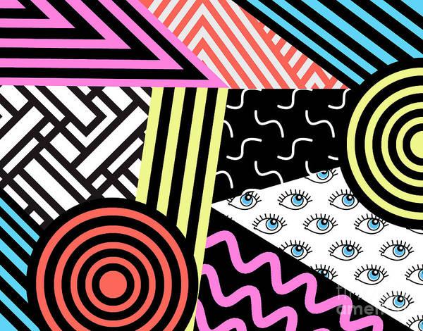 Wall Art - Digital Art - Back To Colors  by Mark Ashkenazi
