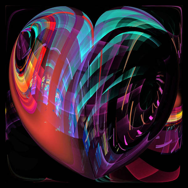 Phish Digital Art - Back To Square One by Phil Sadler