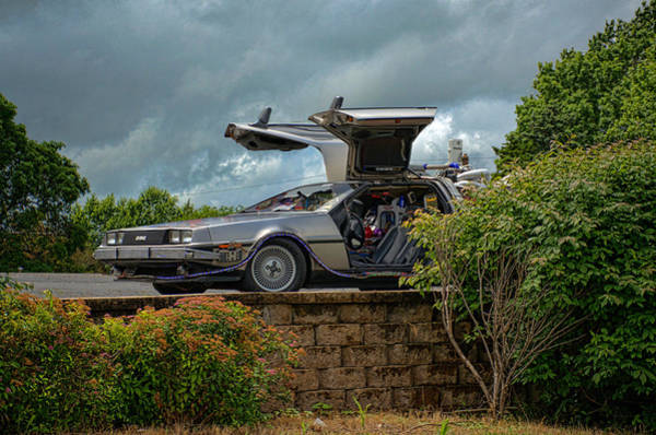 Photograph - Back To The Future II Replica by Tim McCullough