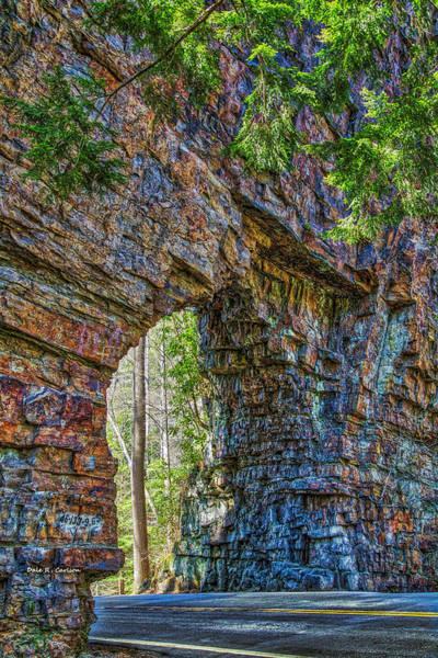 Photograph - Backbone Rock Tunnel by Dale R Carlson