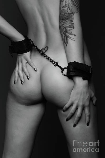 Tats Wall Art - Photograph - Backside Cuffed by Jt PhotoDesign