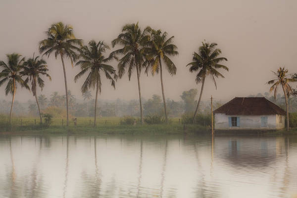 Kerala Photograph - Backwaters Of Kerala by Andrew Soundarajan