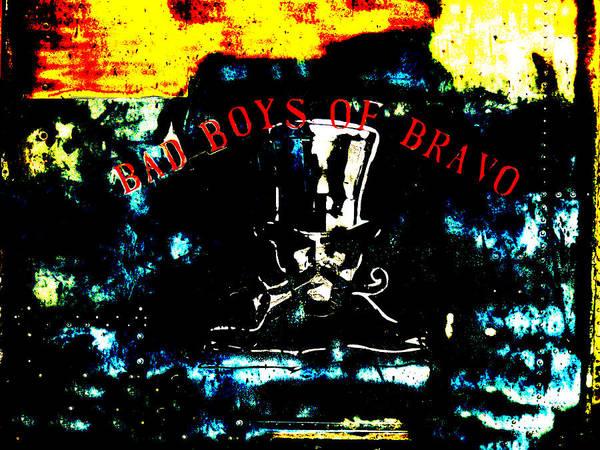 Photograph - Bad Boys Of Bravo Redux by Richard Reeve