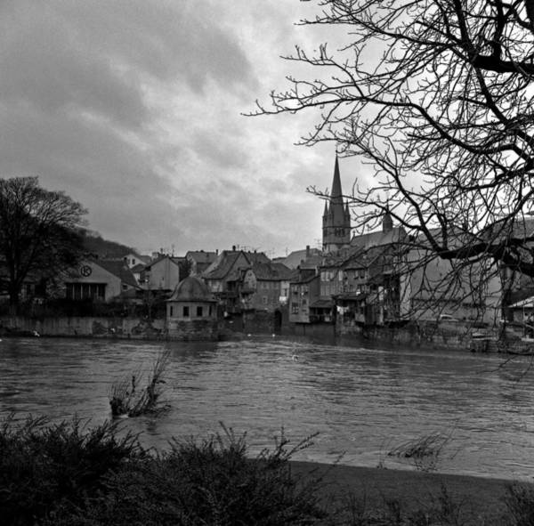Photograph - Bad Kreuznach 12 by Lee Santa