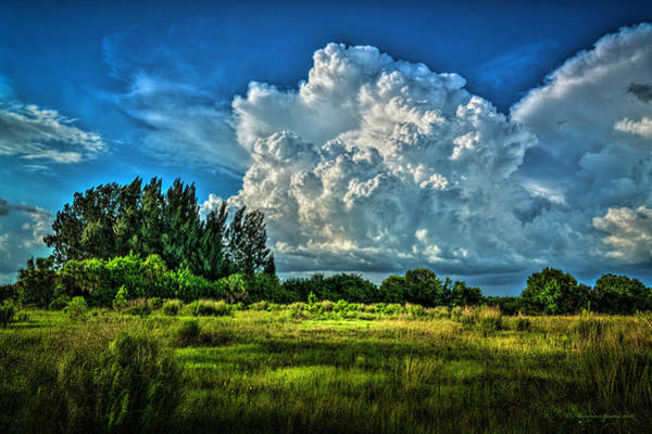 Electric Storm Photograph - Bad Weather by Marvin Spates
