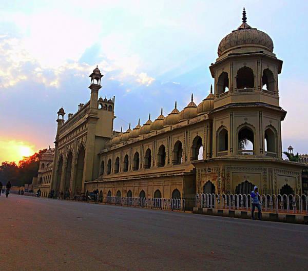 Photograph - Bada Imambara by Atullya N Srivastava