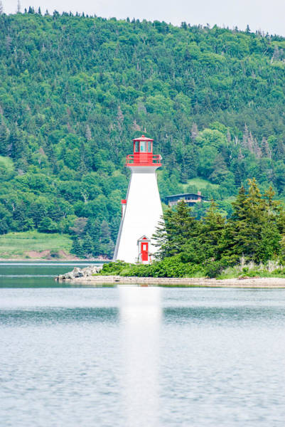 Photograph - Baddeck Light by Gene Norris