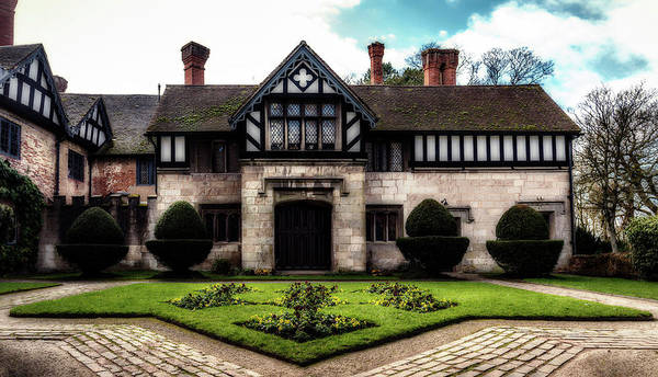 Photograph - Baddesley Clinton Hall by Nick Bywater