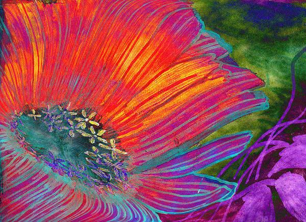 Badflower Art Print
