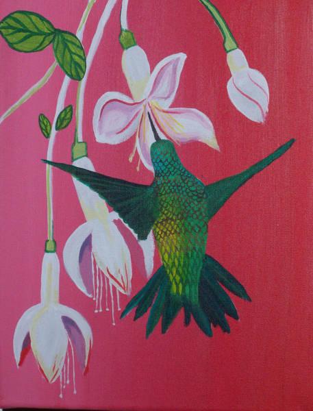 Badhum Art Print