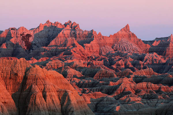 Photograph - Badlands Dreaming by Nicholas Blackwell