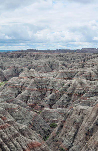 Art Print featuring the photograph Badlands National Park by Kyle Hanson