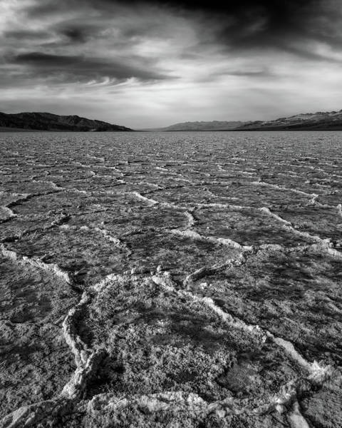 Wall Art - Photograph - Badwater by Joseph Smith