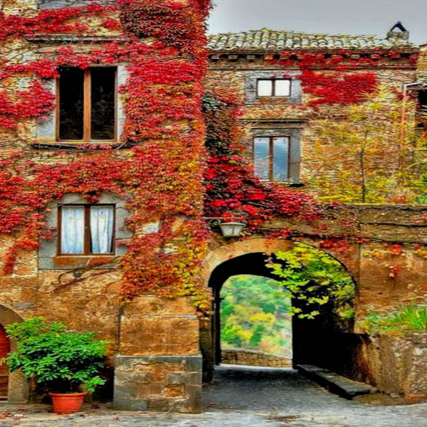 Photograph - Bagnoregio Italy by Digital Art Cafe