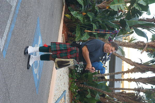 Willett Photograph - Bagpipes 2 by Mike Willett