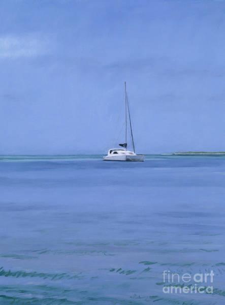 Wall Art - Painting - Bahamian Boat by Alessandro Raho