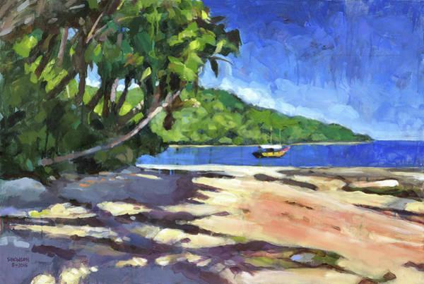 Brazil Painting - Bahia by Douglas Simonson