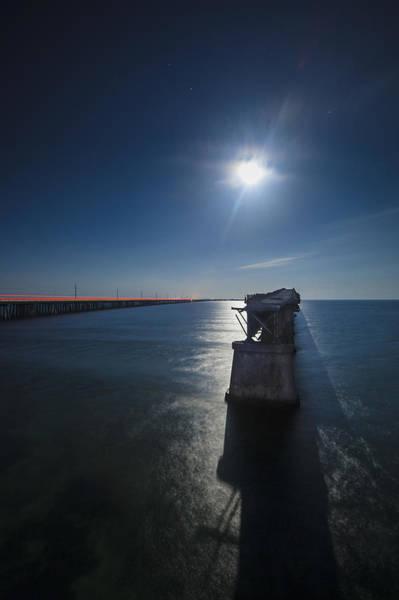 Bahia Honda Photograph - Bahia Honda By The Moonlight by Dan Vidal