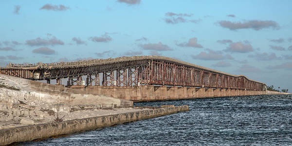 Wall Art - Photograph - Bahia Honda Railway Florida Keys by Betsy Knapp