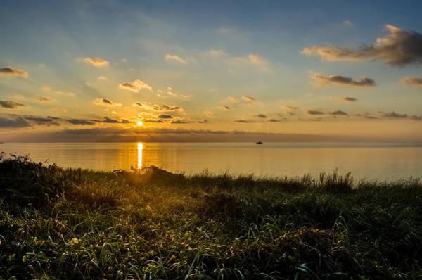 Photograph - Bahia Honda Sunrise by David Hart