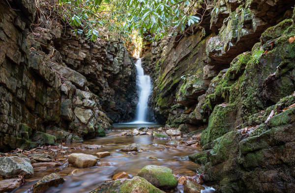 Photograph - Baileys Falls by Chris Berrier