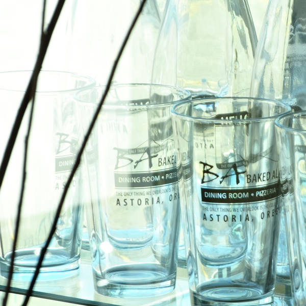 Photograph - Baked Alaska Glassware by Jerry Sodorff