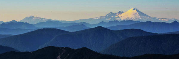 Photograph - Baker From Pilchuck by Brian O'Kelly