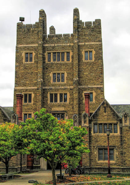 Photograph - Baker Tower Cornell University by Dan Sproul