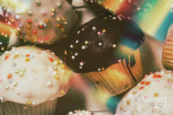Wall Art - Photograph - Bakers Cupcake Delight by Jorgo Photography - Wall Art Gallery