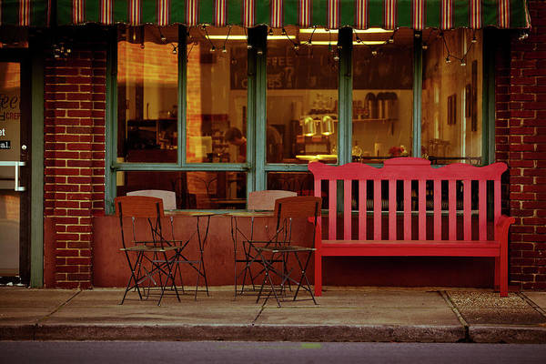 Photograph - Bakery At Dawn by John Magyar Photography