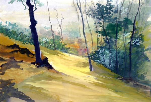 Painting - Balance by Anil Nene