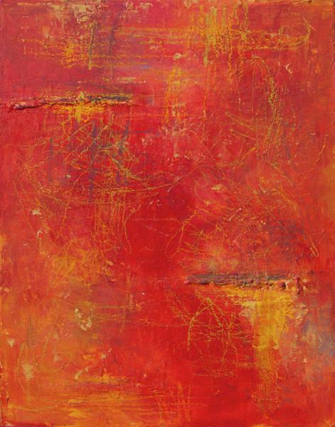 Painting - Balance by Chris Burton