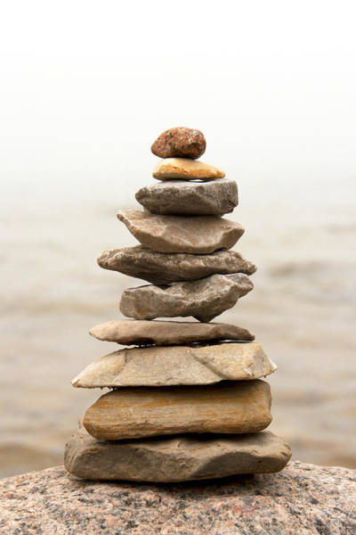 Photograph - Balance by Heather Kenward