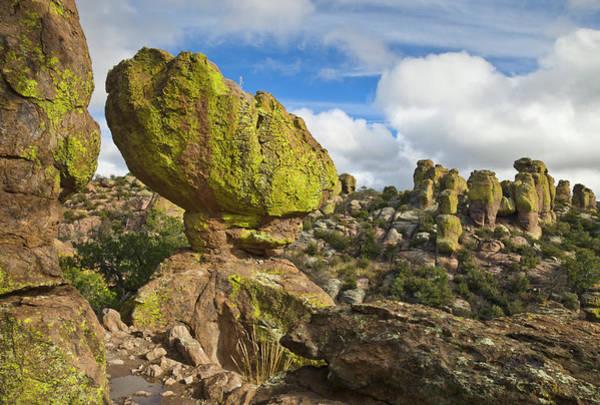 Photograph - Balanced Rock Formation by Yva Momatiuk John Eastcott
