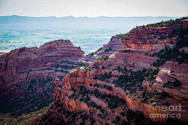 Photograph - Balanced Rock by Jon Burch Photography