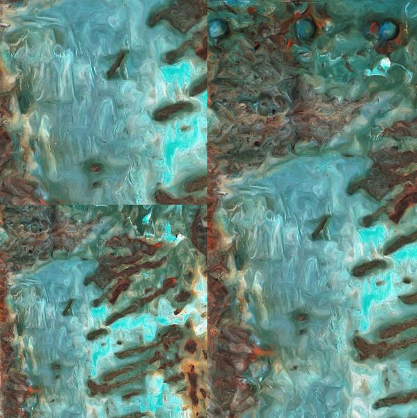 Voyage Digital Art - Balance...two by Tom Druin