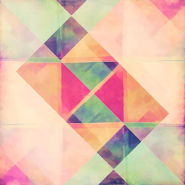 Pastels Digital Art - Balancing Act by Jon Woodhams