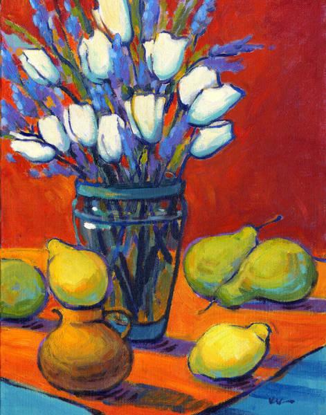 Painting - Balancing Act by Konnie Kim