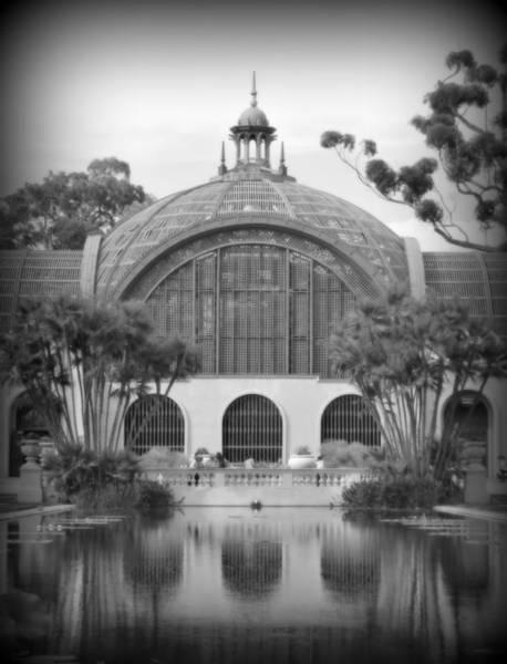 Prado Photograph - Balboa Park Botanical Garden by Karyn Robinson