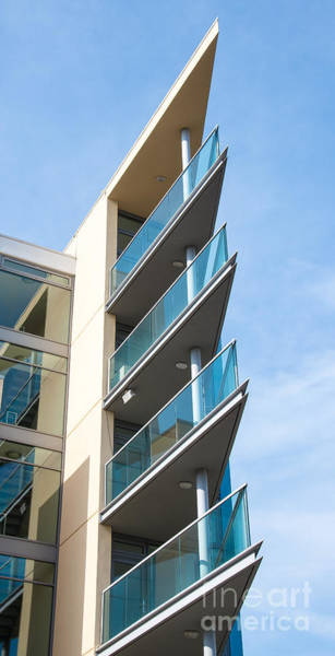 Photograph - Balconies by Colin Rayner