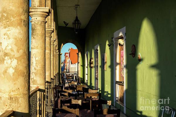 Wall Art - Photograph - Balcony And Golden Light by Jess Kraft