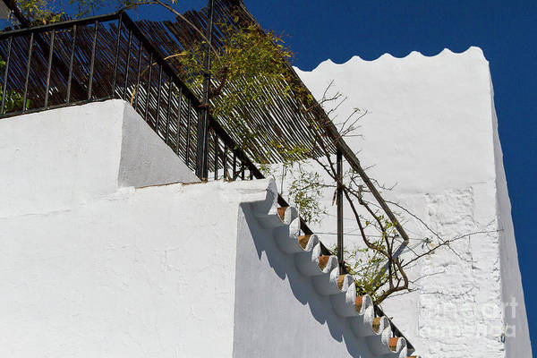 Photograph - Balcony In Andalusia by Heiko Koehrer-Wagner