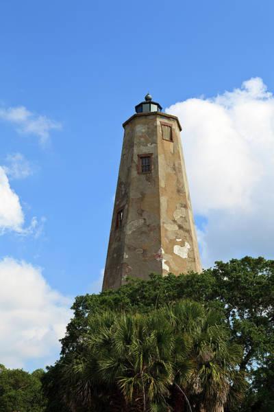 Photograph - Bald Head Island Lighthouse In Nc by Jill Lang