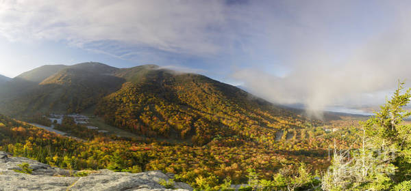 Wall Art - Photograph - Cannon Mountain - Franconia Notch State Park New Hampshire Usa by Erin Paul Donovan