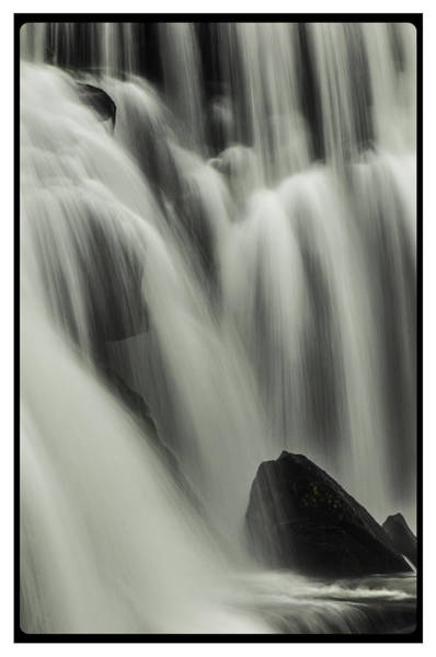 Wall Art - Photograph - Bald River Falls Detail #1 by Ron Plasencia